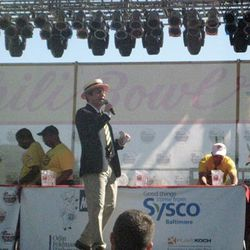 The emcee of the occasion called ahead of time that the world record would be broken.