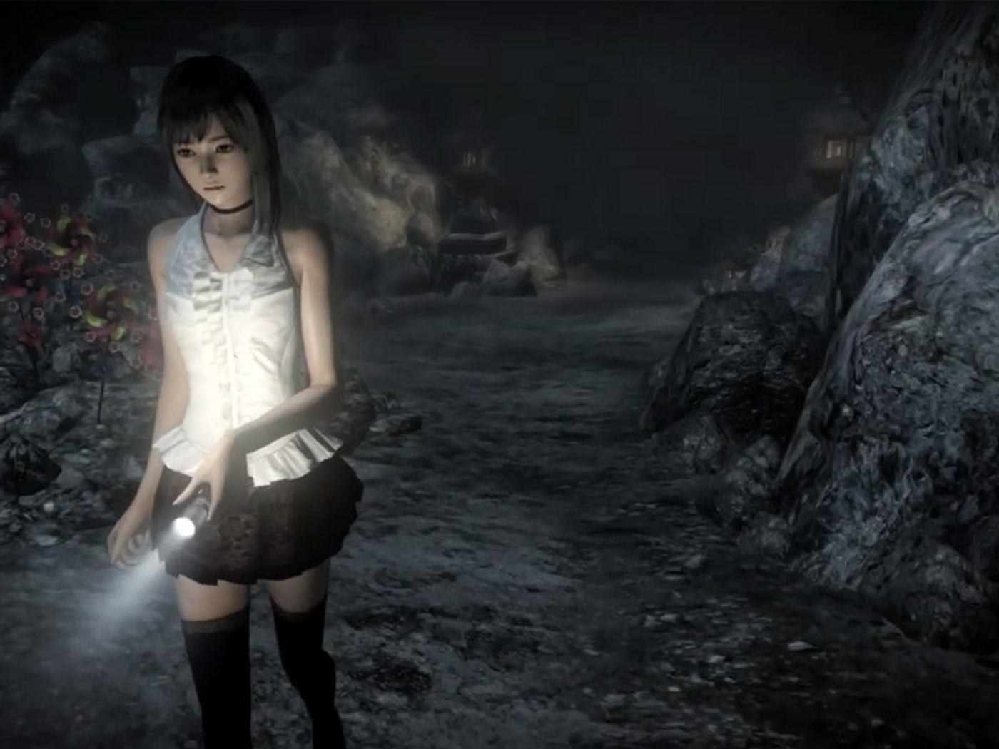 New Fatal Frame coming to Wii U this year - Polygon