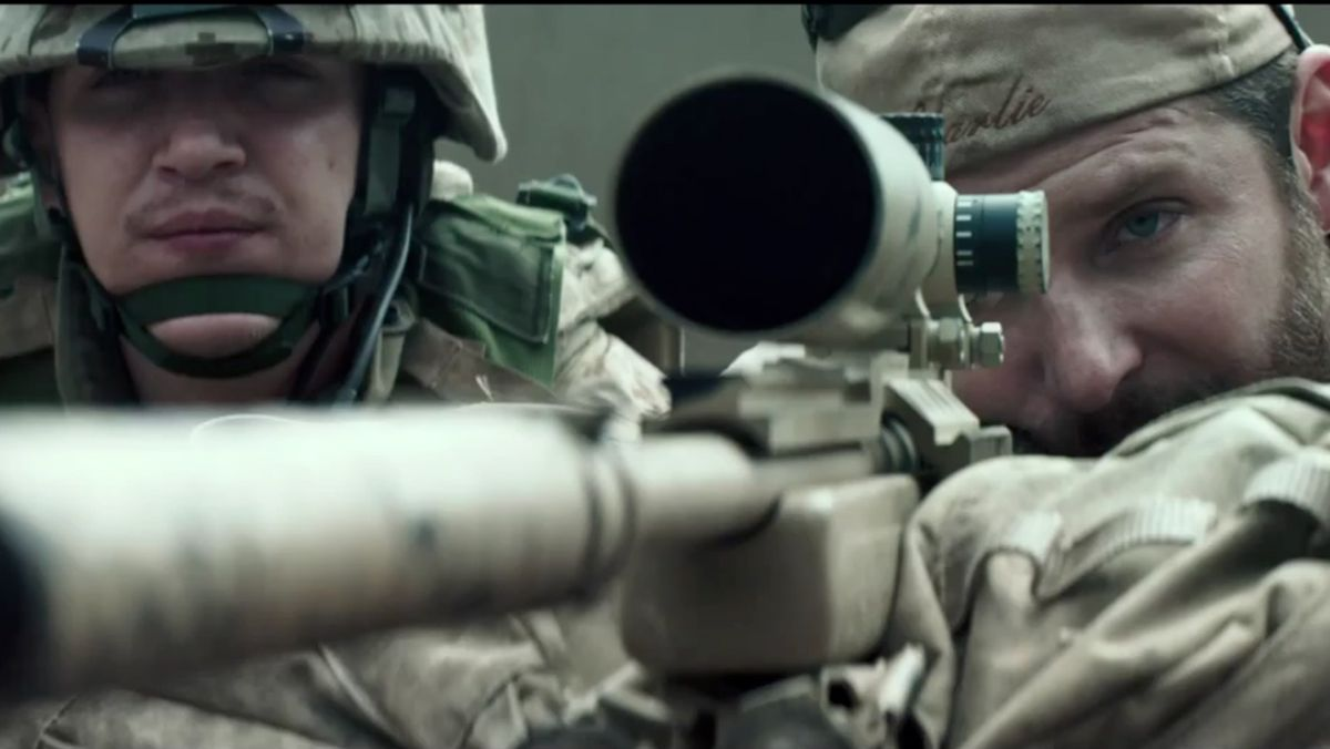 How American Sniper is like Rambo - Vox
