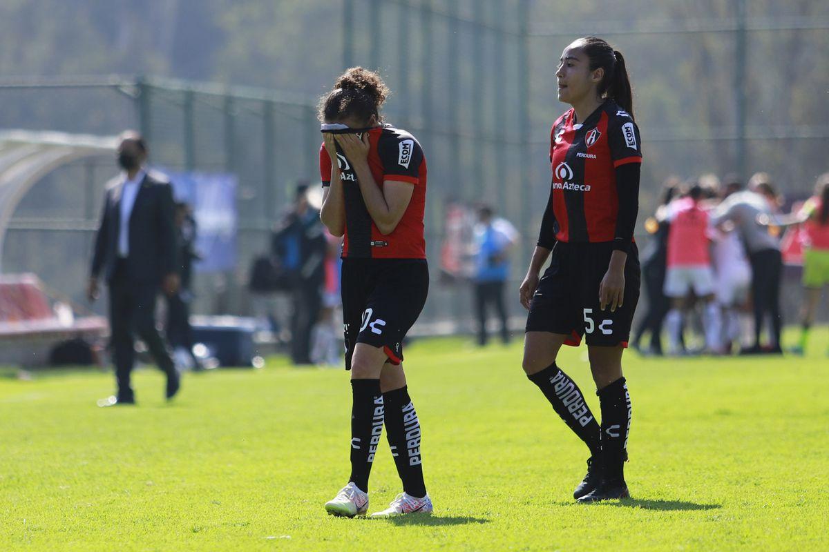 Atlas v Queretaro - Playoffs Torneo Guard1anes 2020 Liga MX Femenil