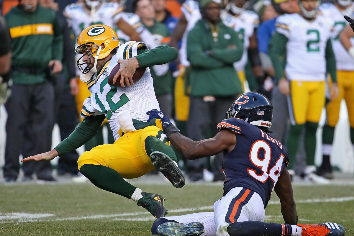 03b20b6e Bears vs. Packers: Notes from a 24-17 division-clinching victory ...