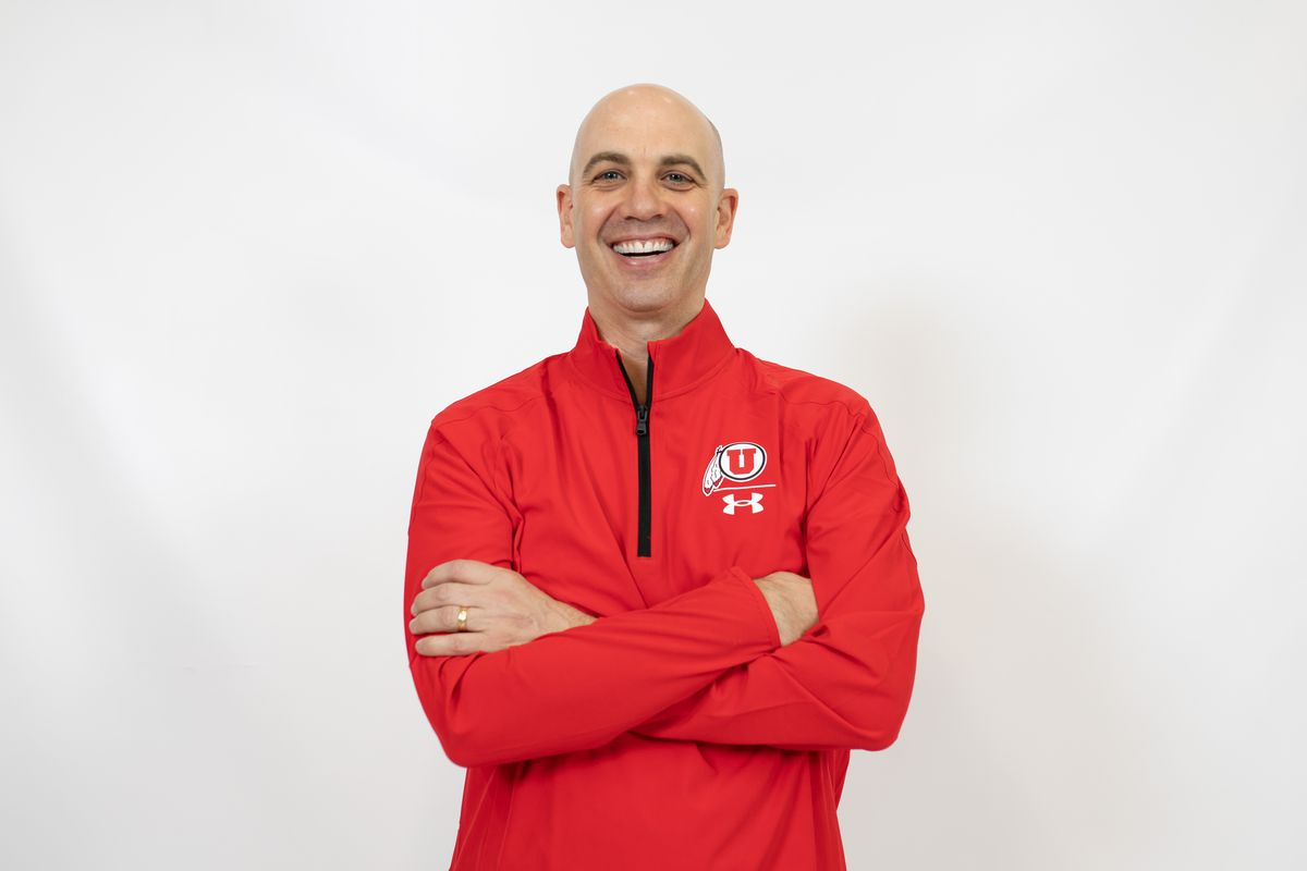 Utah Utes basketball coach Craig Smith has big plans for the program after replacing Larry Krystkowiak in March of 2021.