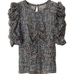 Silk Blouse, $69.95