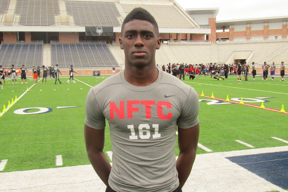 the latest 4bd36 7f329 Deionte Thompson recruit scouting report: Safety or wide ...