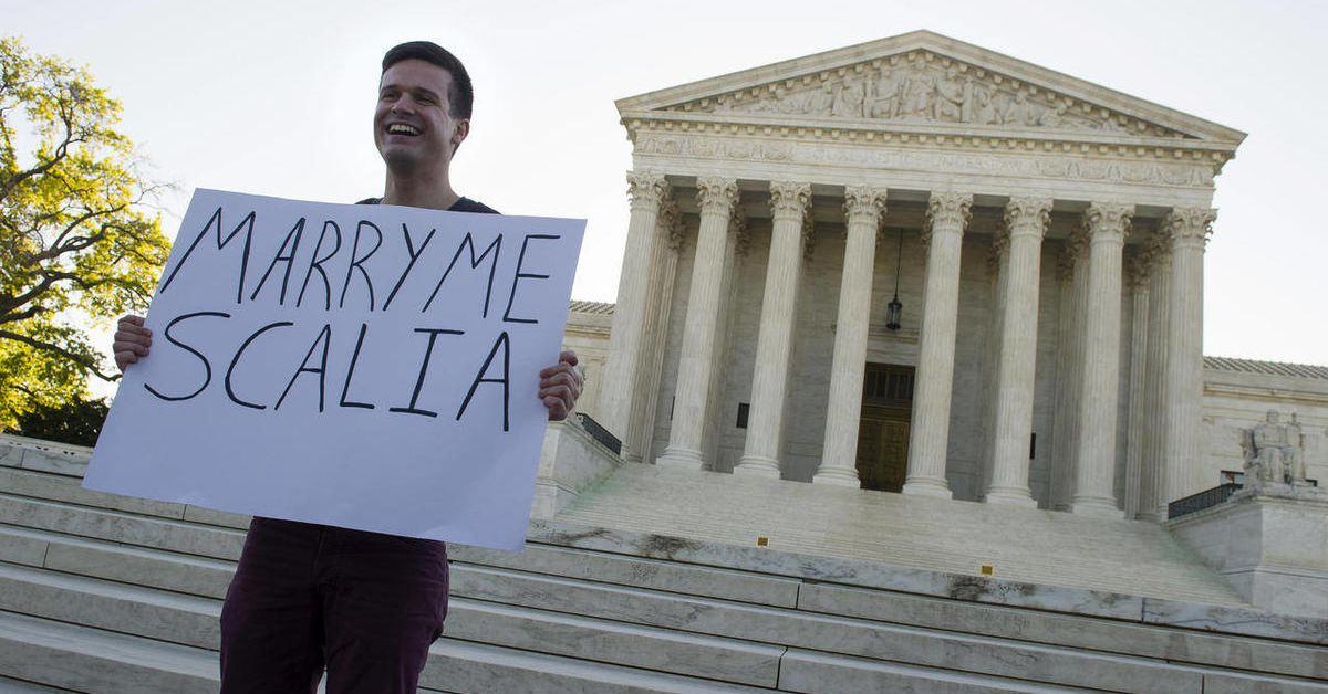 Massachusetts Rallies As Supreme Court Takes Up Gay Marriage