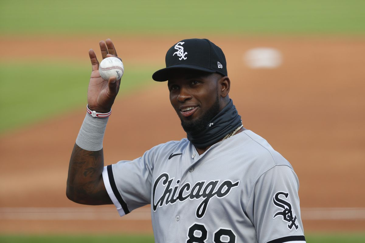 The White Sox activated Luis Robert from the injured list on Monday.