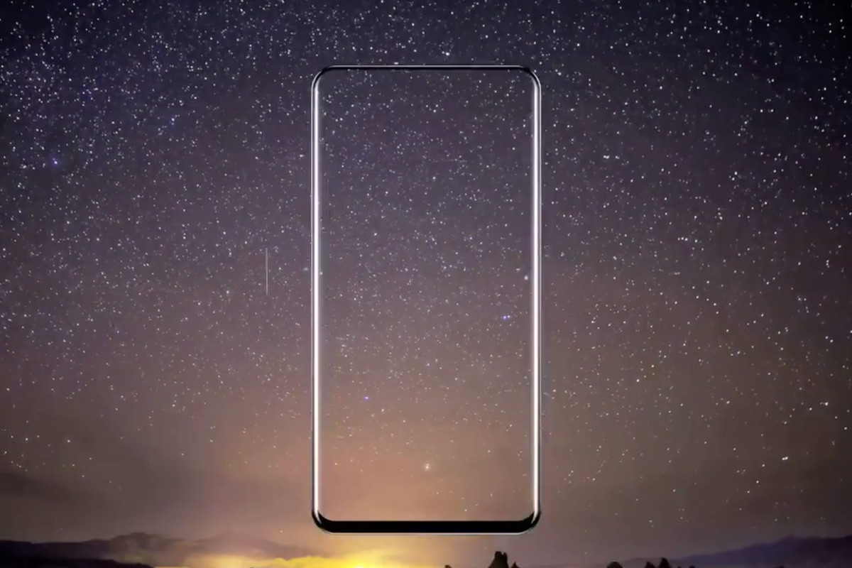 Xiaomi Mi Mix 2 Spotted in Video