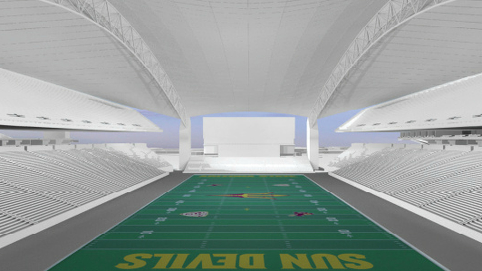 Asu Football On The Move The Case For Chase Field House