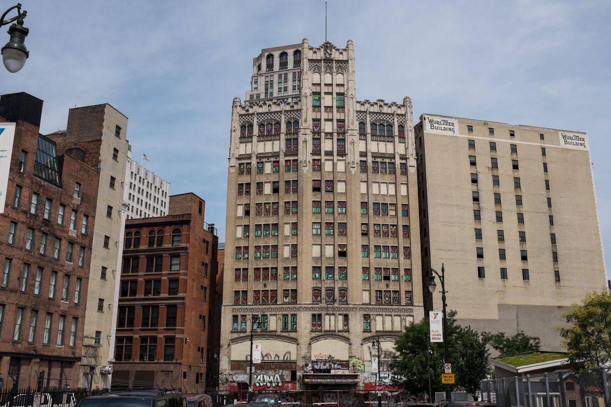 Metropolitan Building To Become Element Detroit Hotel