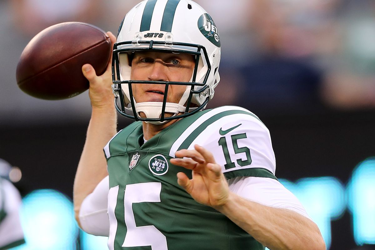 Image result for jets Josh McCown