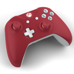 Indiana Hoosiers - Xbox One Controller