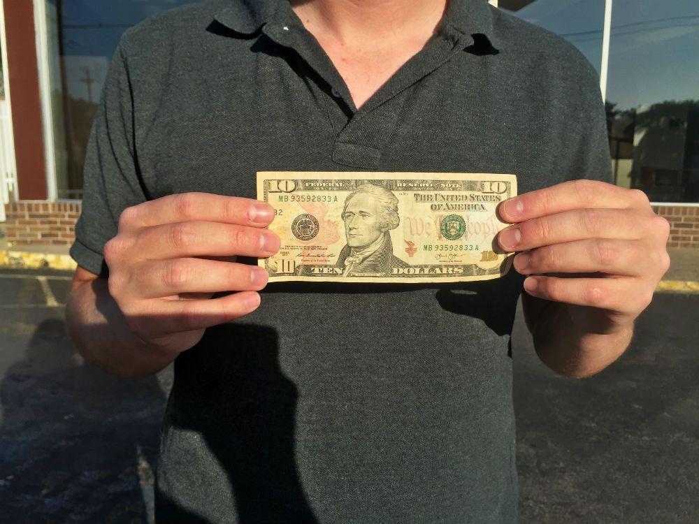 Ten Bucks