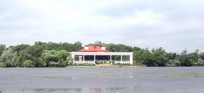 Como Lake Pavilion photo courtesy Como Conservatory