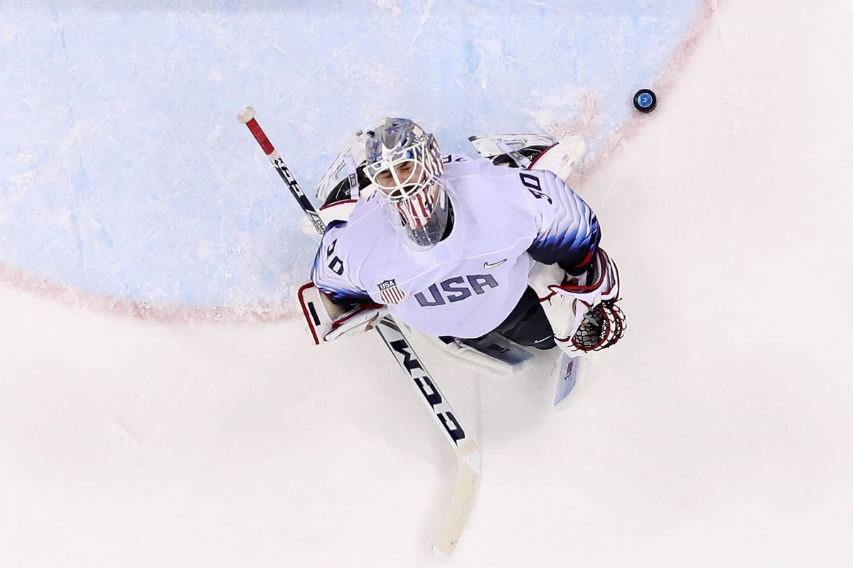 Olympics men's hockey: Czech Republic sends U.S.  home with shootout victory