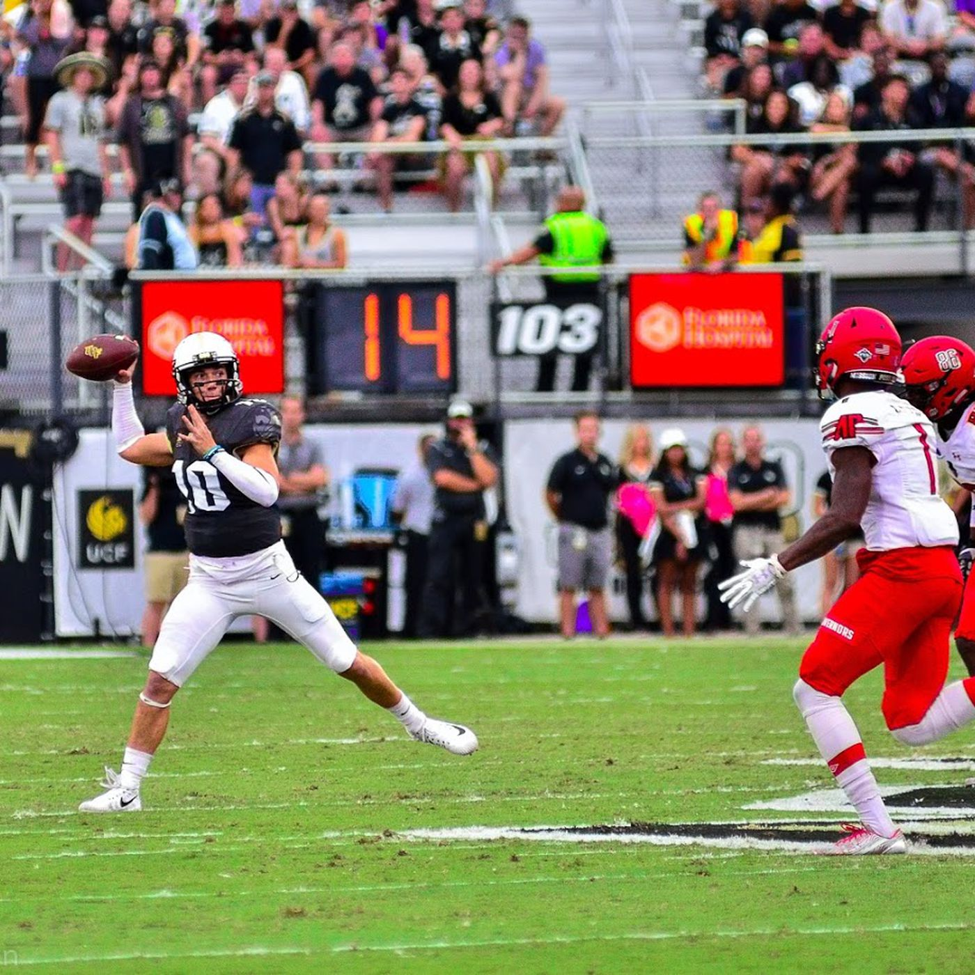 fdcffd679d 12 UCF vs. SMU  Preview and Prediction - Black   Gold Banneret