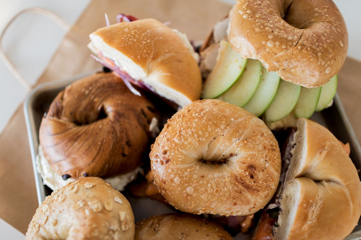Bagels from Nervous Charlie's