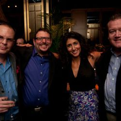 Ozersky, Michael White and Crew.