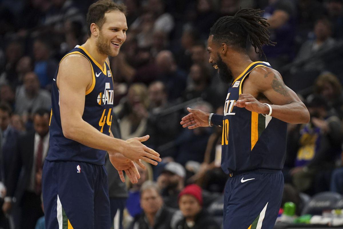 Minnesota Timberwolves lose to the Utah Jazz