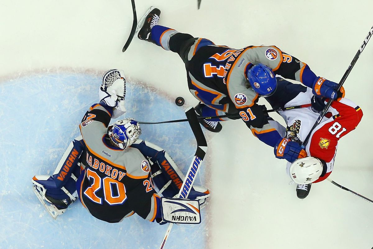 You might say John Tavares knows what's at stake.