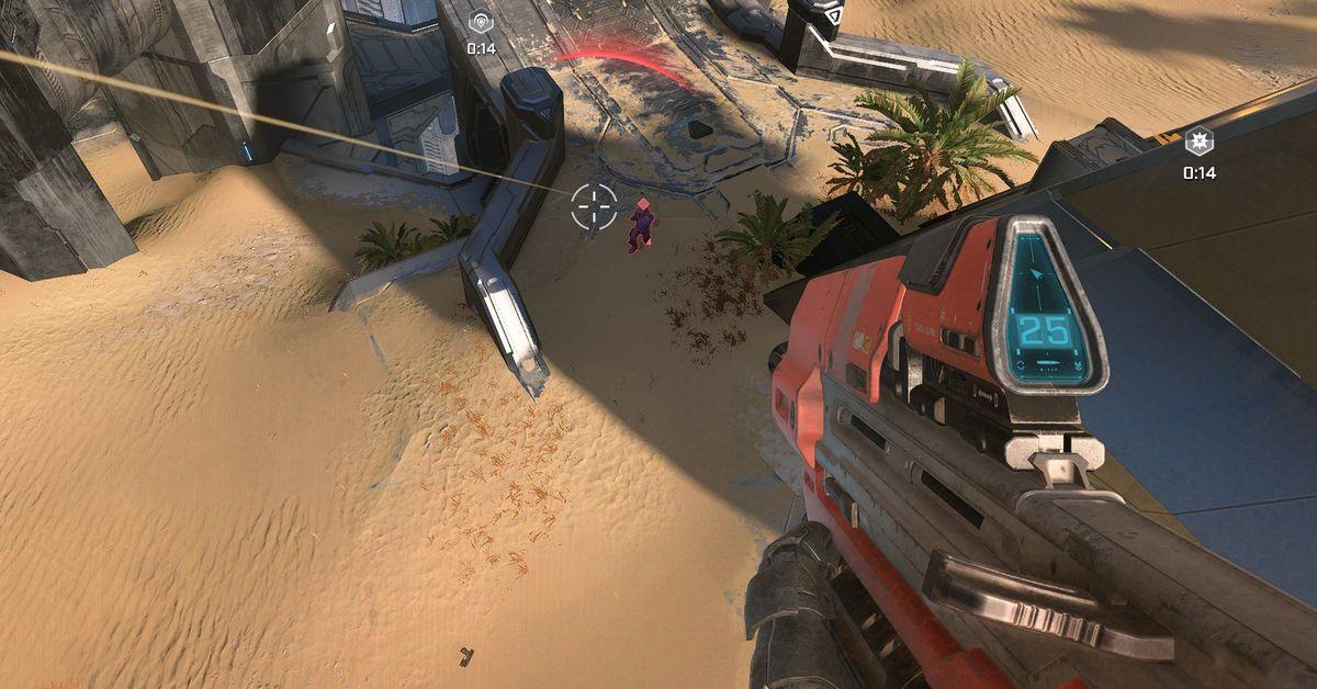 Halo Infinite nhiều người chơi cảm thấy giống như một sự trở lại thú vị