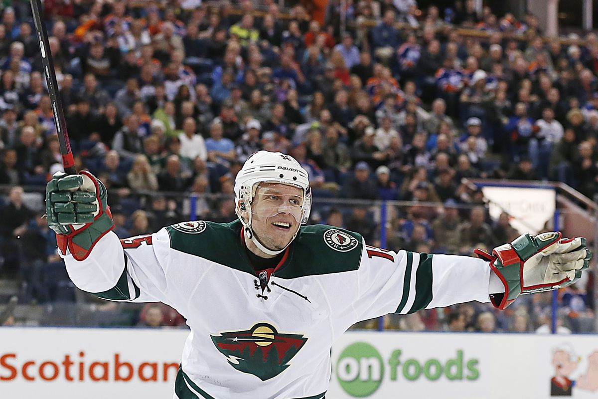 Even Dany Heatley isn't as bad as the Oilers!