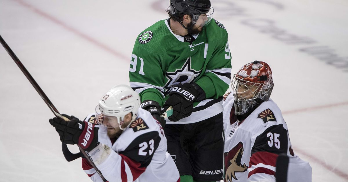 Gameday Preview: Stars Three-Game Homestand Begins with Coyotes
