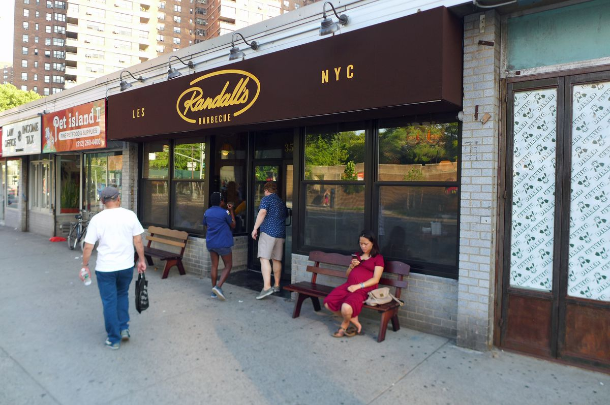 Randall's is located in the heart of the LES.