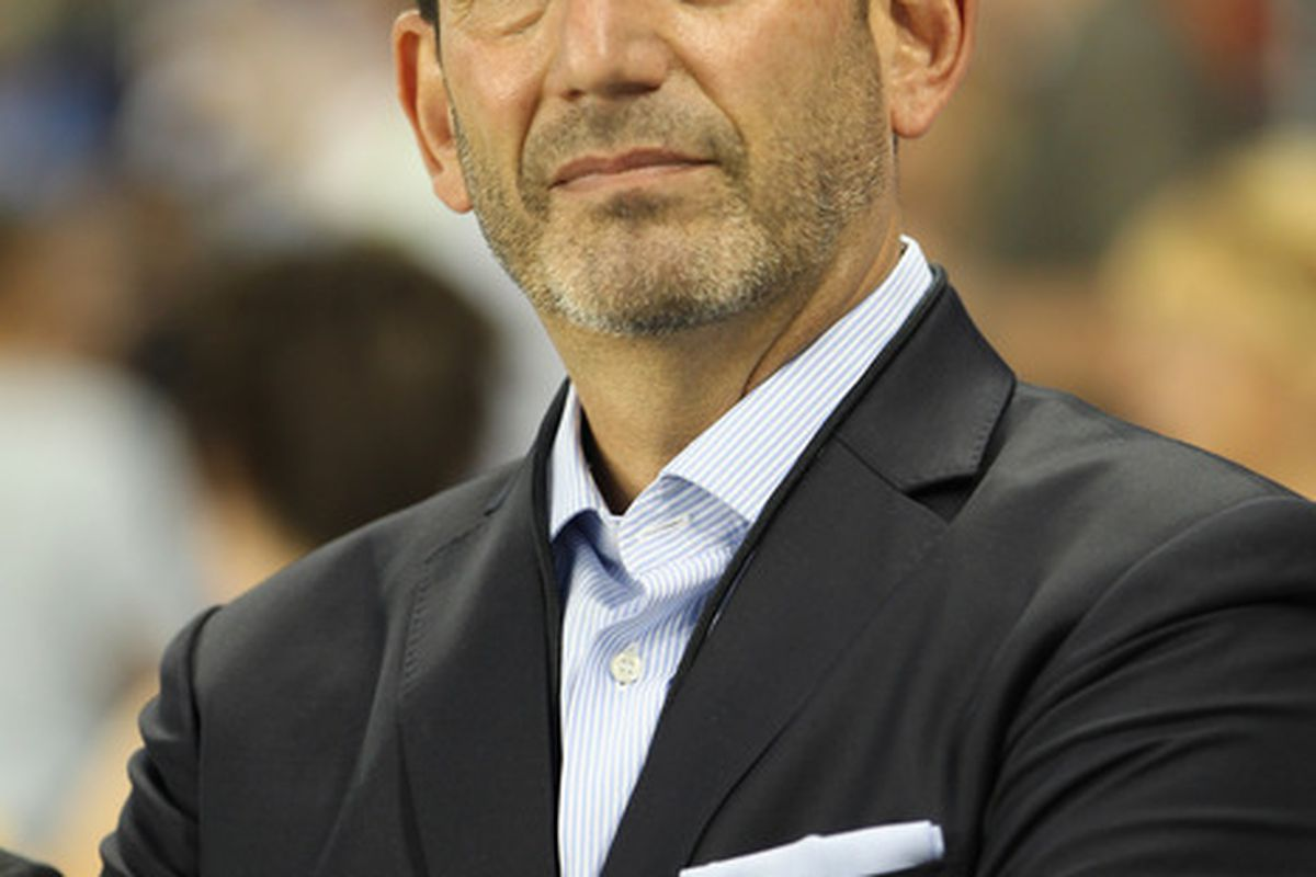 MLS Commissioner Don Garber: Yeah, it's gotta be this complicated.  Sorry.