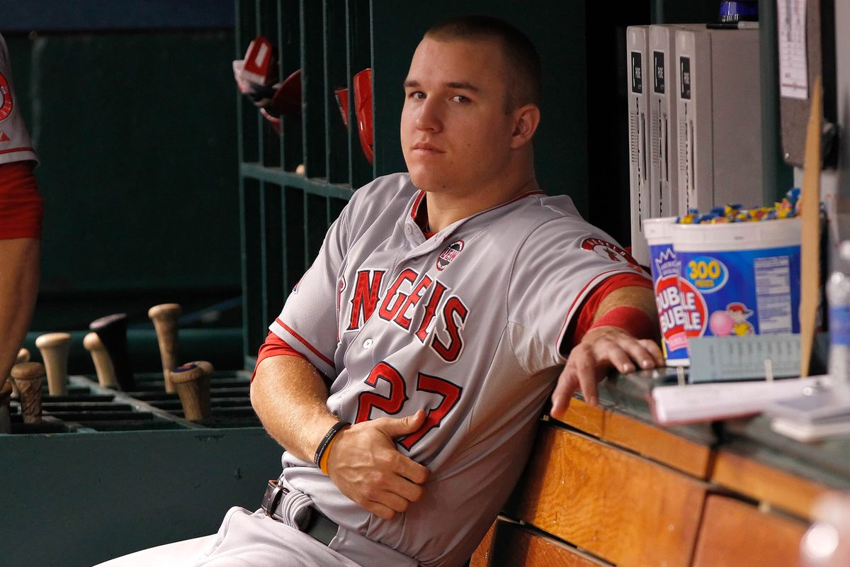 Kick back and relax, Mr. Trout. You've earned it.
