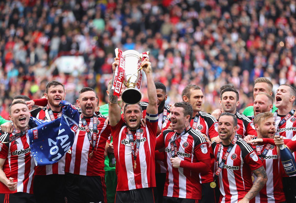 Sheffield United v Chesterfield - Sky Bet League One