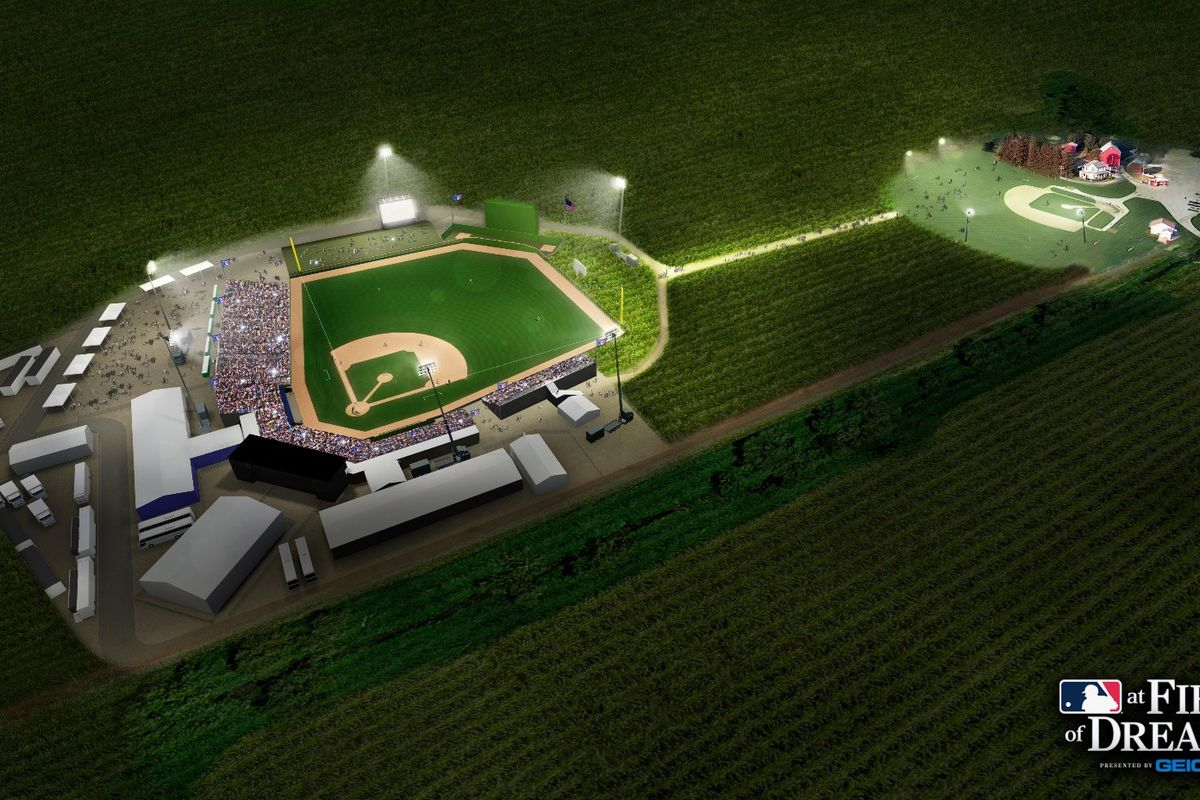 The White Sox will face the Cardinals in the Field of Dreams game in Iowa.