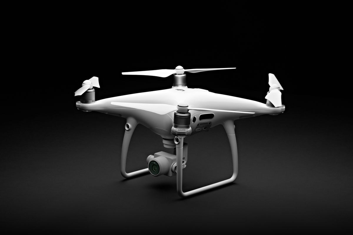 DJI introduces Pro edition of its Phantom 4 drone - The Verge