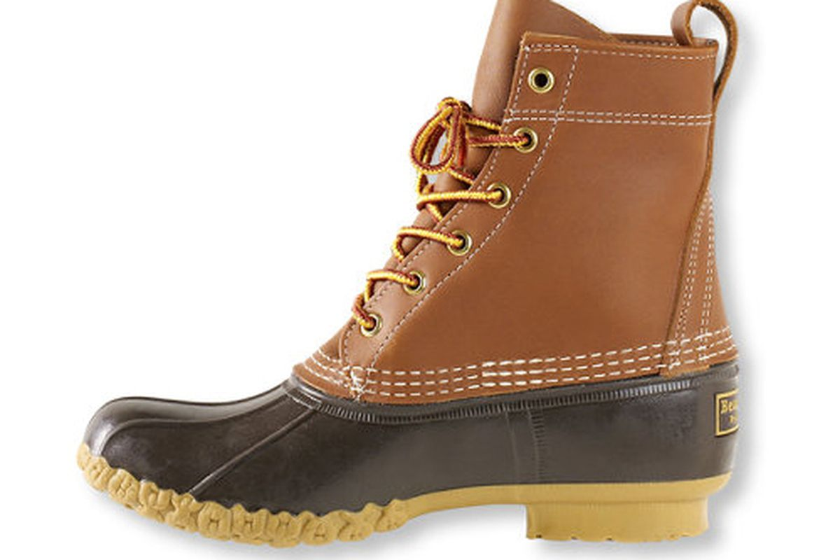 L L Bean Duck Boot Shortage 100 000 People Already