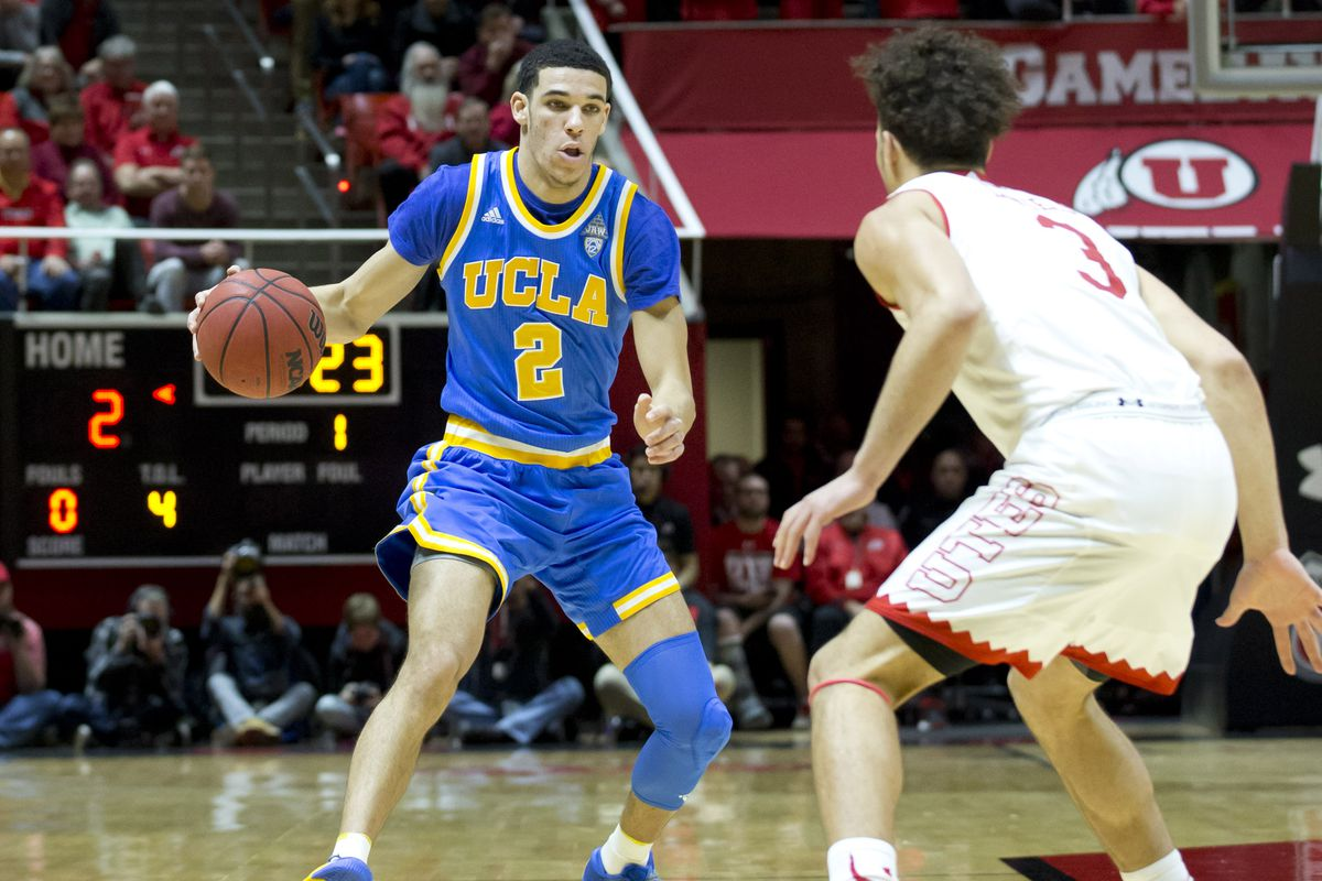 NCAA Basketball: UCLA at Utah