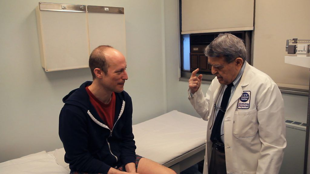Dr  John Sarno is America's most famous back pain doctor  He said