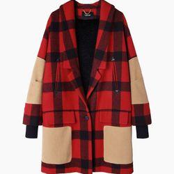 "Rachel Comey 'Karloff' coat, <a href=""http://www.rachelcomey.com/womens-store/clothing-1/jackets-outerwear/karloff-coat.html?color=Plaid&size=2"">$725</a>"