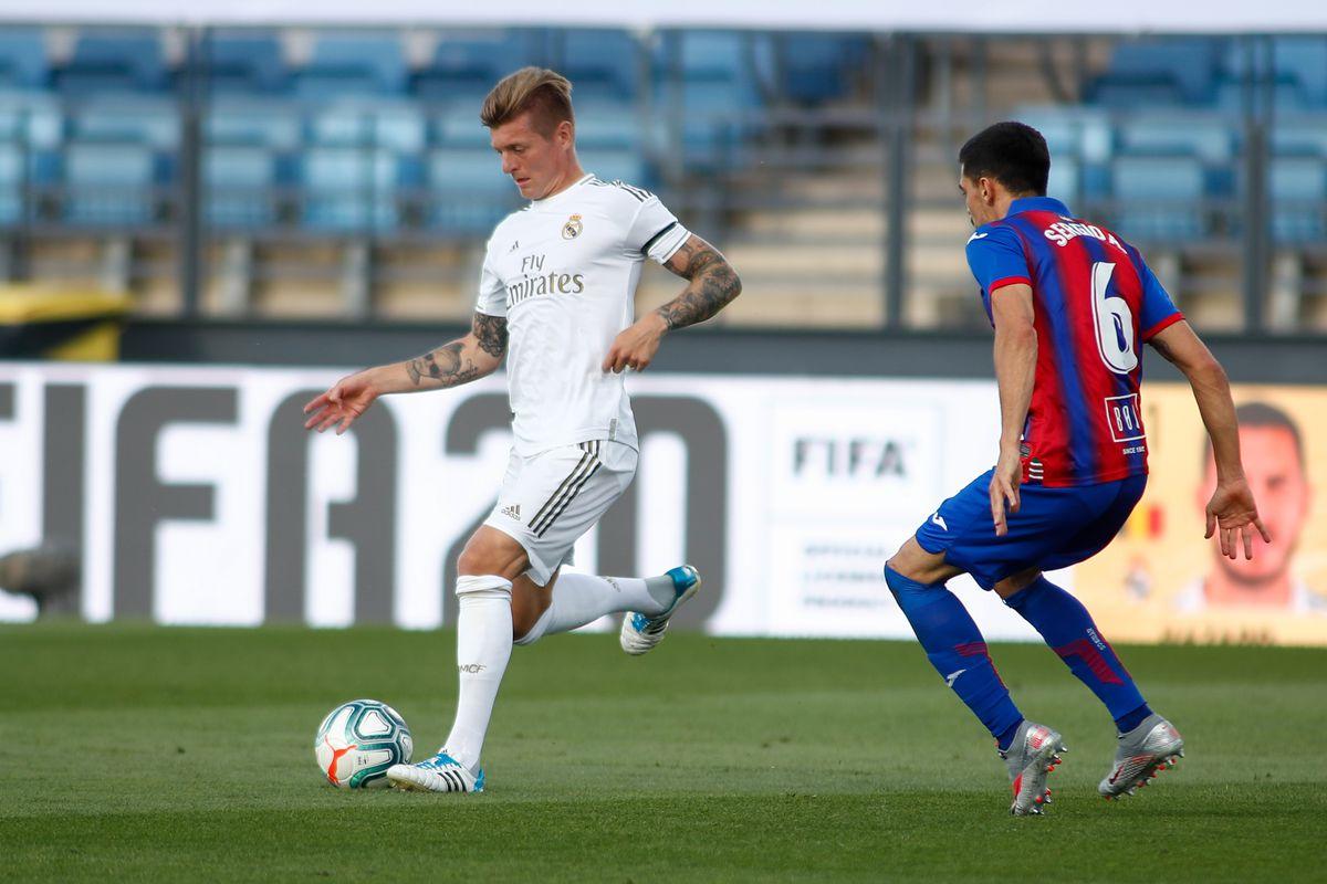 LaLiga - Real Madrid V SD Eibar