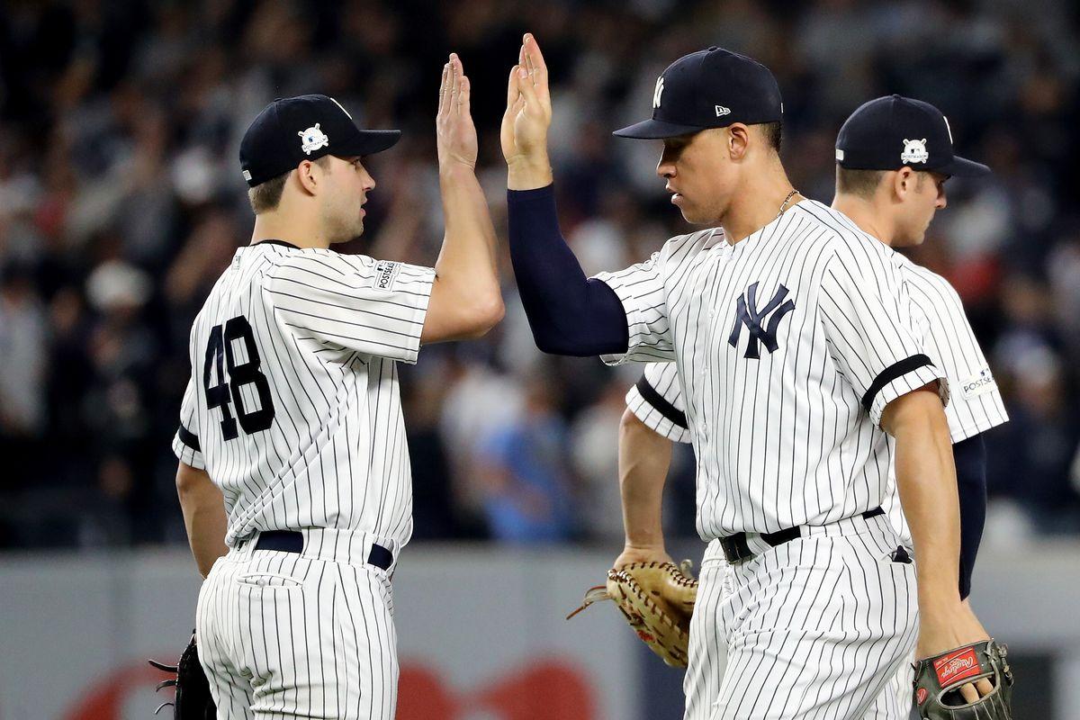 Yankees 2017 season review: Rookie of the Year - Pinstripe