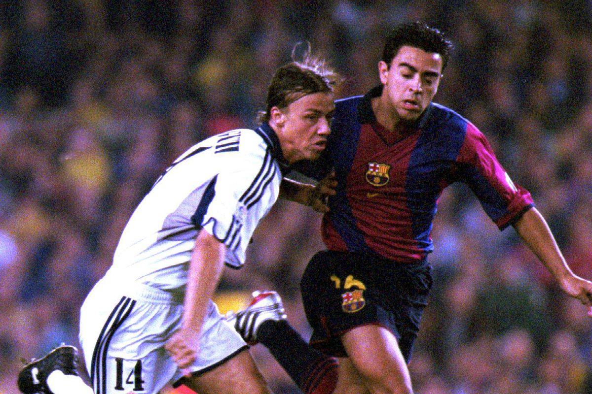Barcelona v Real