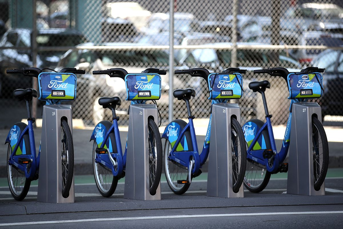 Uber And Lyft Both Bidding For Bike Share Company Motivate