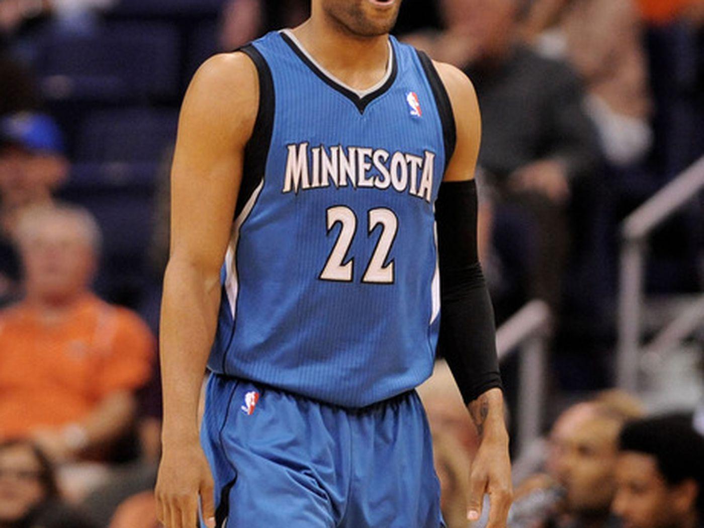 Report Grizzlies Trade Dante Cunningham To Timberwolves For Wayne