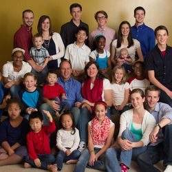 Doug and Deanne Walker have 18 children: 9 biological and 9 adopted. They say their experience with raising such a large family has completely changed who they are and helped them to value the things that they believe are really important in this life.