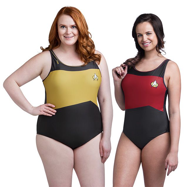 1812d35a81 ThinkGeek s new swimwear collection features Mario