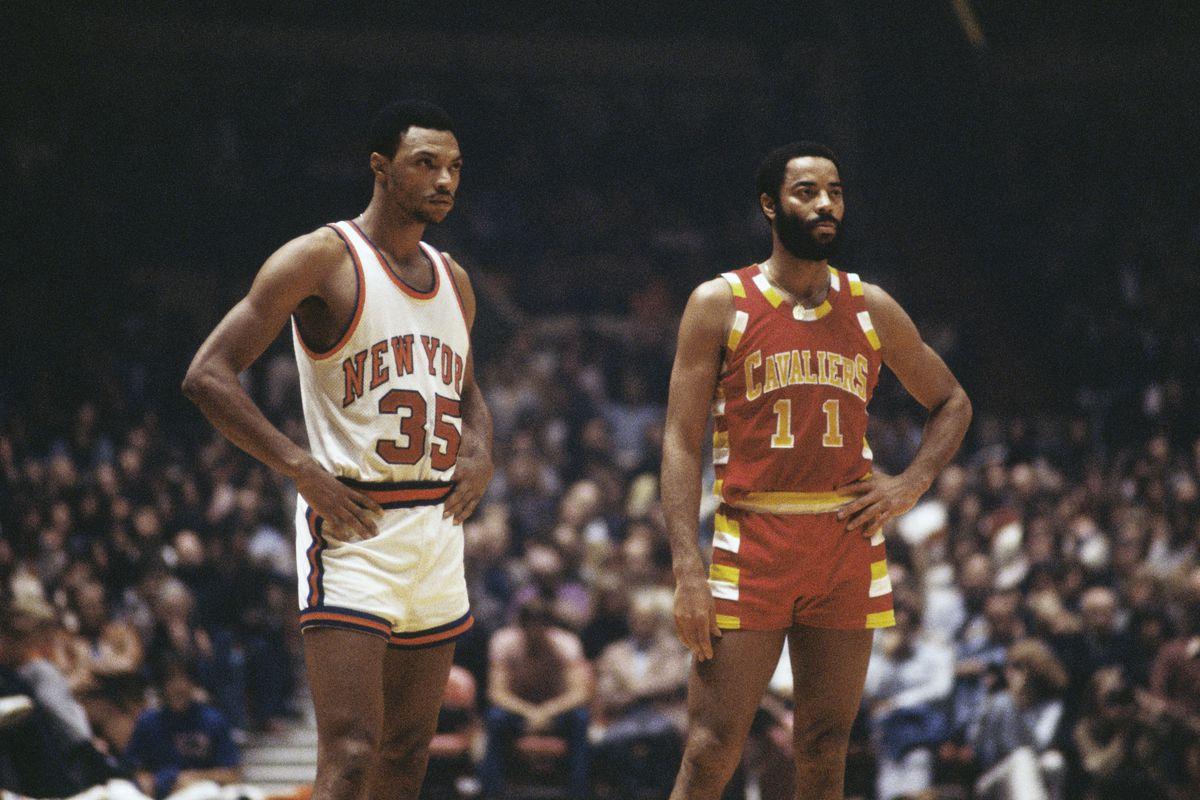 Cavaliers v Knicks