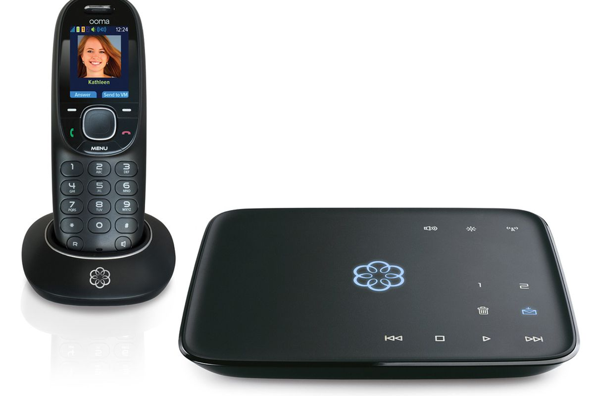 Ooma HD2 VOIP phone