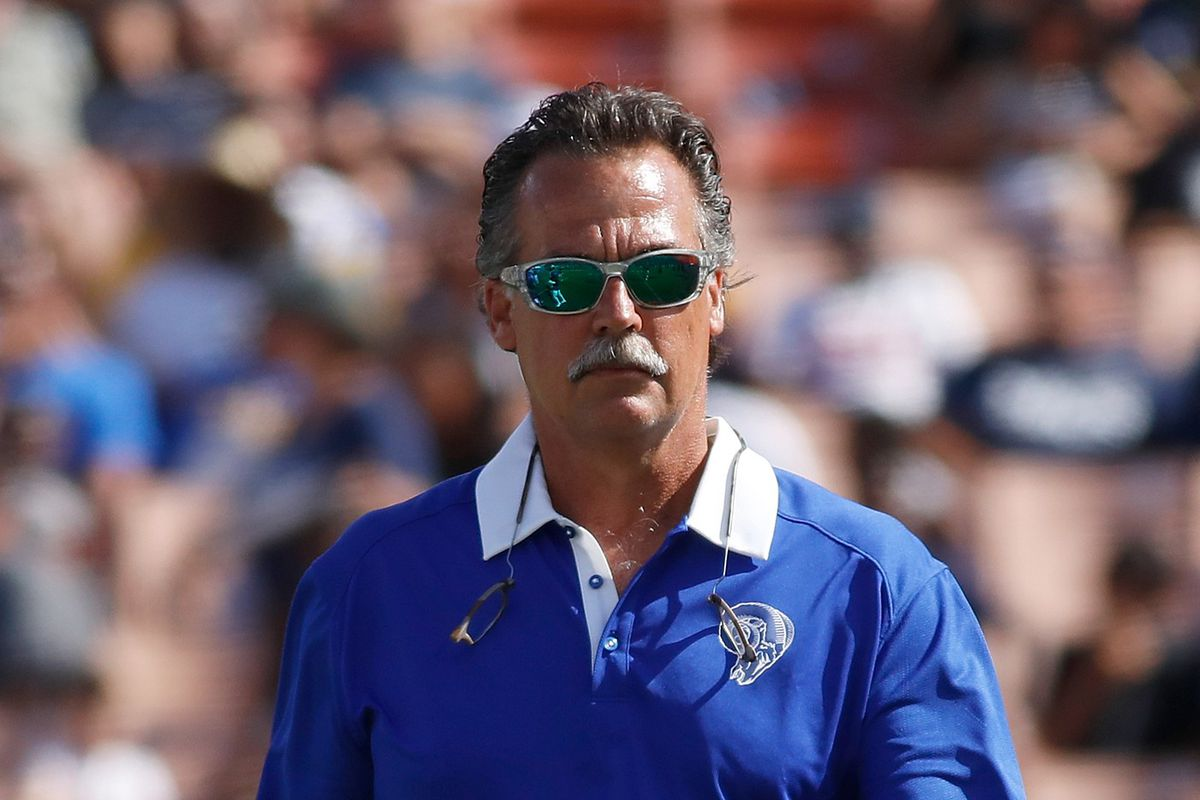 Rams coach Jeff Fisher (GettyImages)