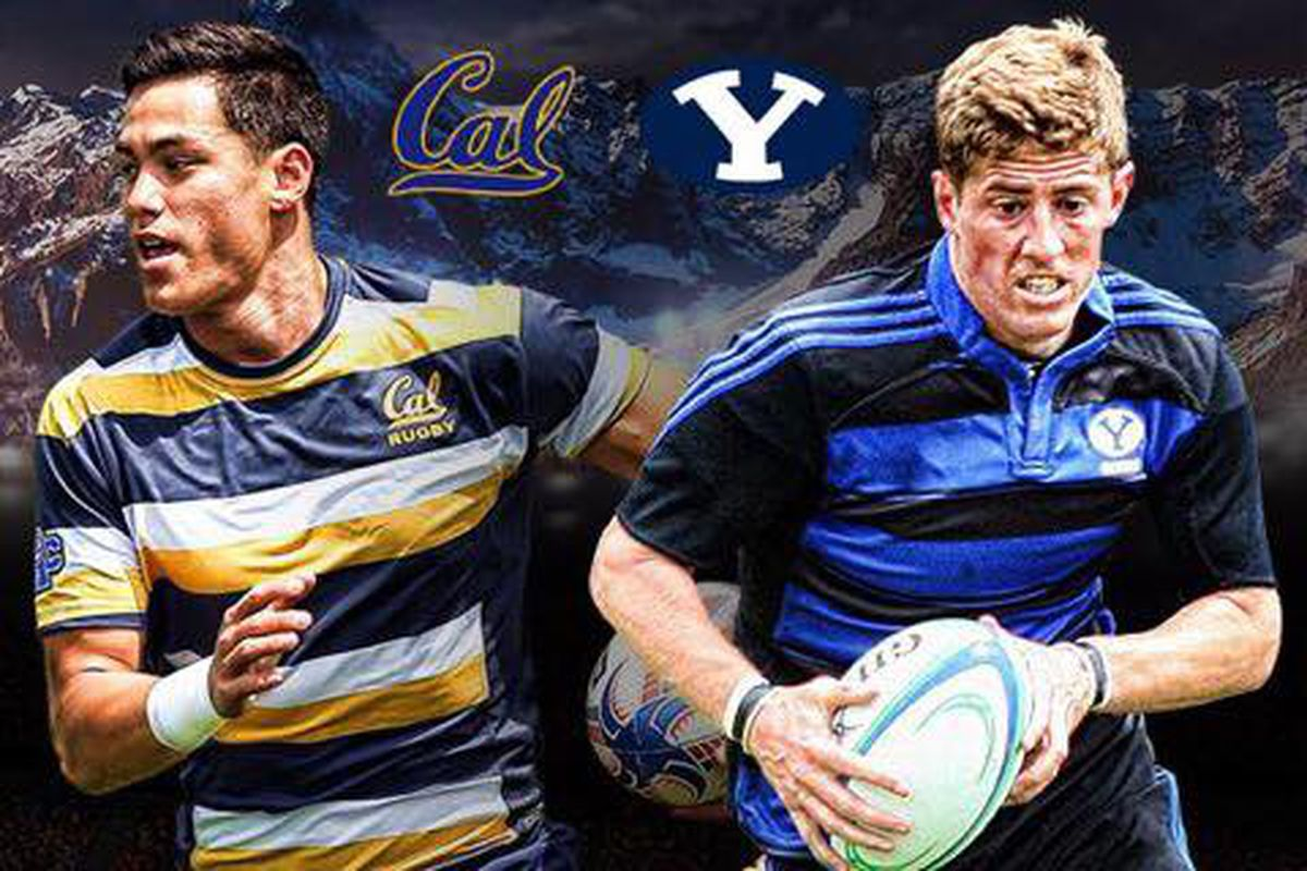 It's time for the Varsity Cup final, so it must be another Cal vs. BYU battle.