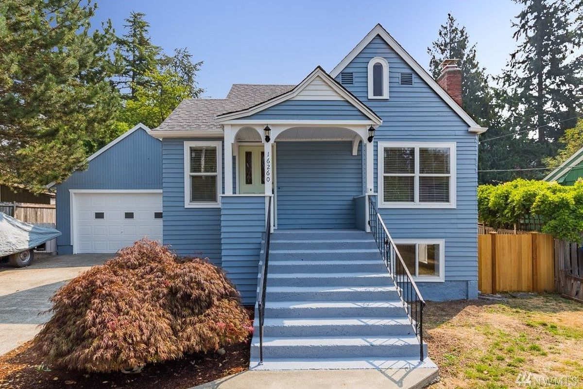 5 of the least expensive homes in shoreline curbed seattle for Least expensive house