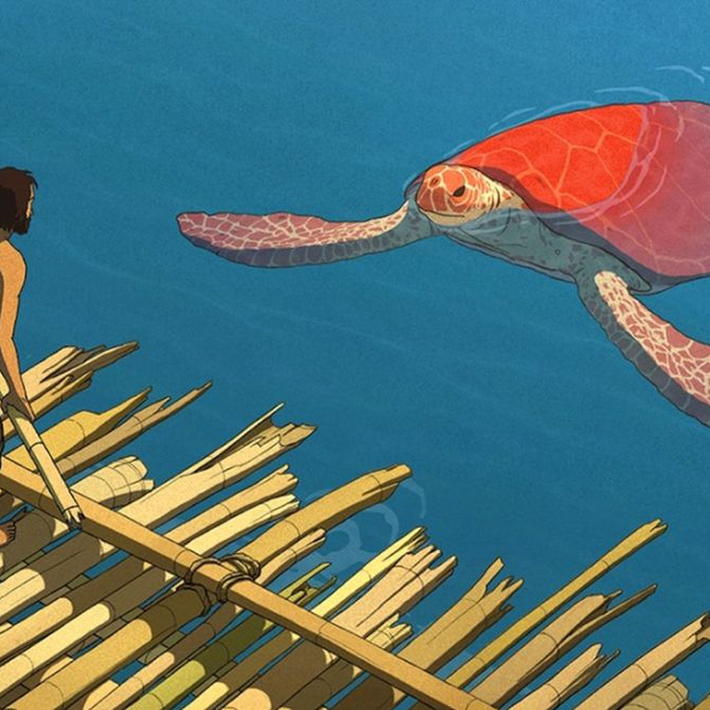 The Director Of Studio Ghibli S The Red Turtle Went Deep Into The Origins Of The Film At Tiff The Verge