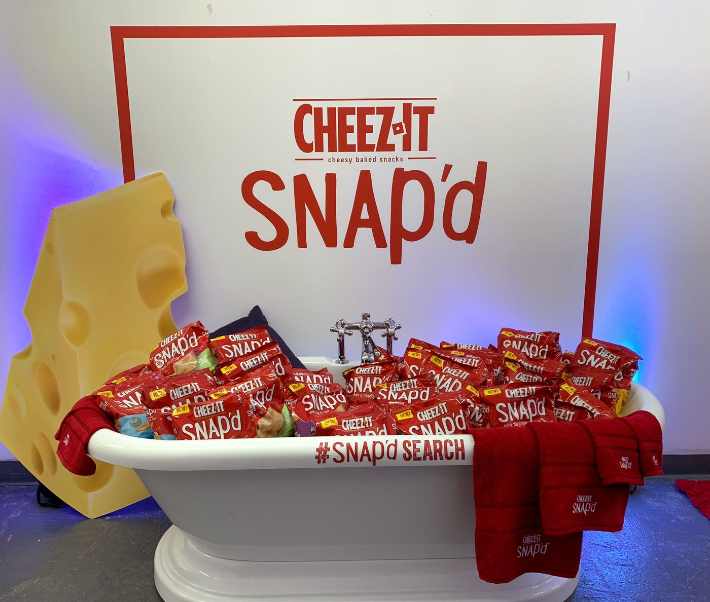 Inside the bunker full of Cheez-Its in New York City - Vox